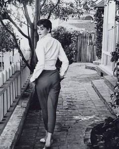 Audrey-walking